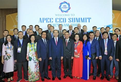 Chủ tịch nước Trần Đại Quang: APEC đã đưa hàng trăm triệu người thoát cảnh đói nghèo