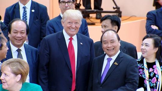 Nhung guong mat thoi lan gio moi o APEC 2017