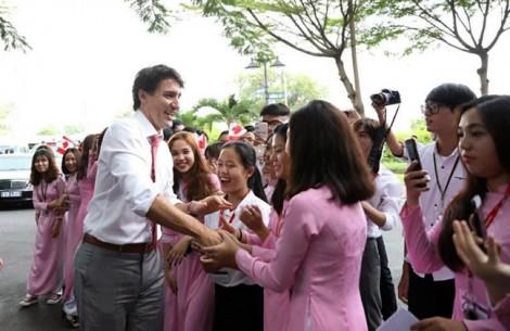 Thủ tướng Canada Justin Trudeau: Khó khăn cuộc sống như thử thách của môn quyền Anh