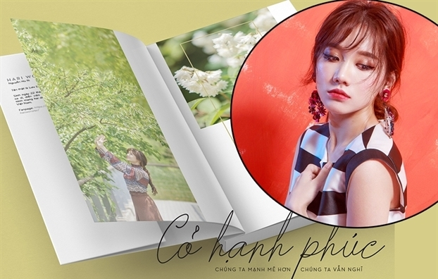 Hari Won: 'Song chung nha nhung Tran Thanh khong biet toi dang lam gi'