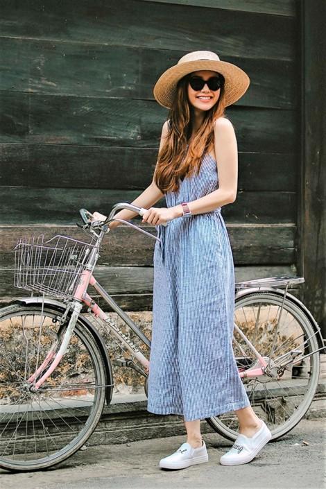 12 kiểu mũ giúp phong cách thời trang thêm sành điệu