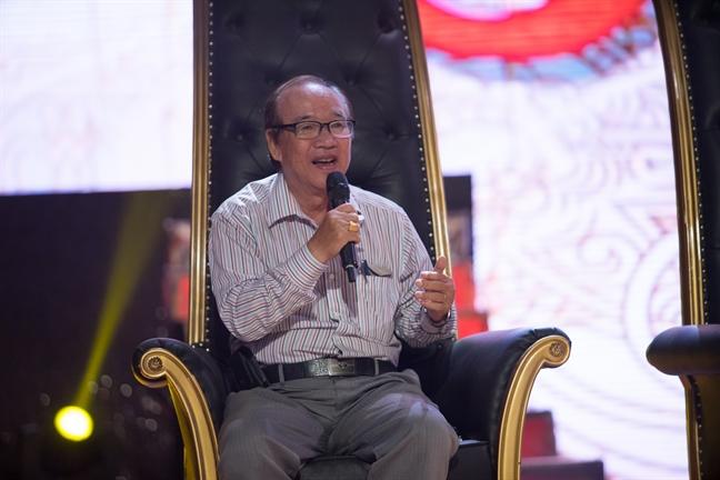 Nhac si Han Chau: 'Khong co not nhac nao trong bolero goi la not... sen'