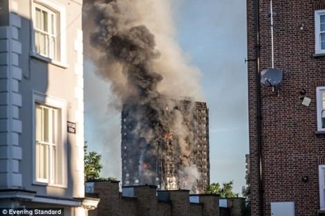Vụ hỏa hoạn kinh hoàng ở London: Những sự thật giờ mới tiết lộ