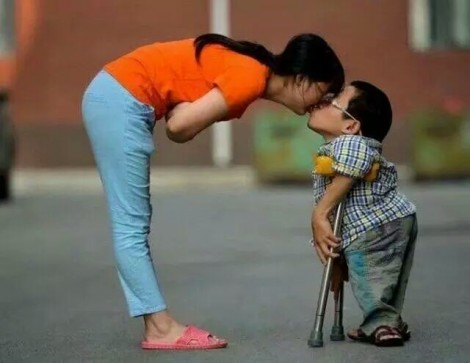Trong một tỷ người, cặp đũa lệch vẫn tìm thấy nhau và hạnh phúc viên mãn