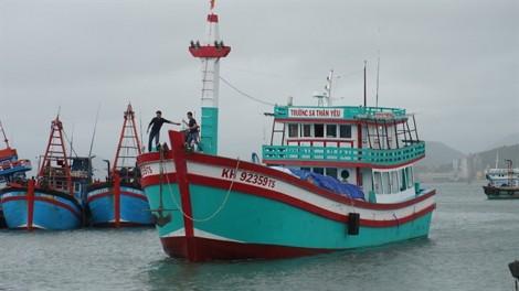 Ngư dân Khánh Hòa phấn khởi vì bão Kirogi suy yếu, sẵn sàng ra khơi bám biển
