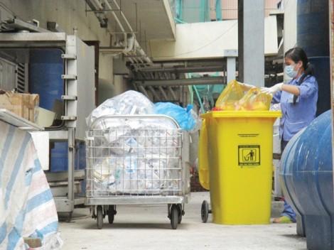 TP.HCM thắt chặt hoạt động thu gom, xử lý rác thải y tế