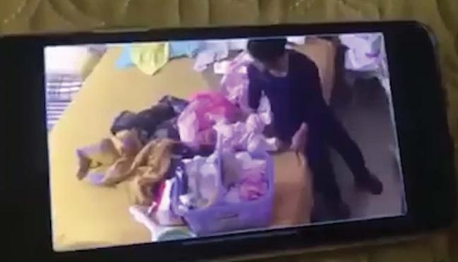 Vu nguoi giup viec bao hanh tre so sinh o TP. Phu Ly: Gia dung phai noi 'Co ai ngo...'