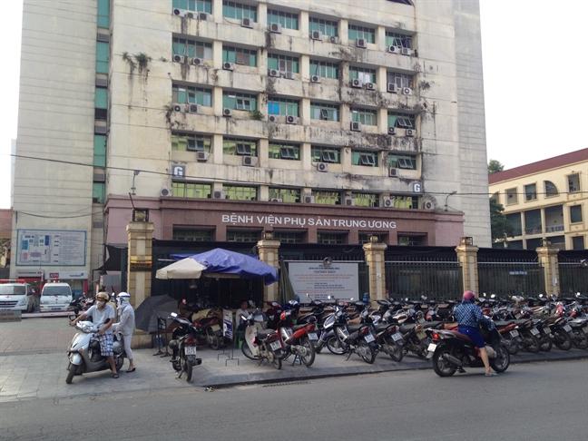 Vu 4 tre so sinh tu vong: Tam dung hoat dong khoa So sinh Benh vien San Nhi Bac Ninh