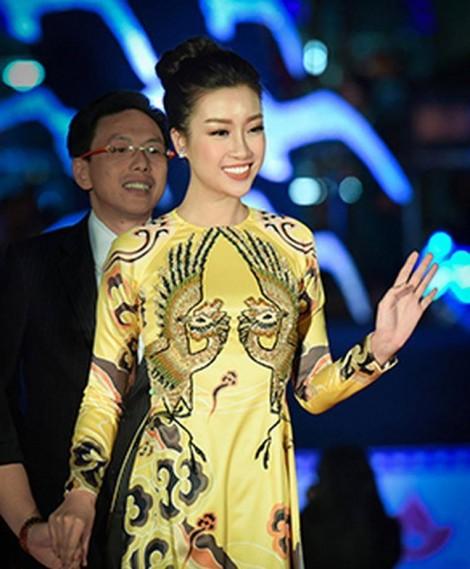 Đỗ Mỹ Linh được BTC LHP Việt Nam giới thiệu là 'Hoa hậu Nhân ái Thế giới'