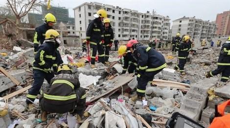 Nổ lớn ở thành phố Ninh Ba Trung Quốc, nhiều người bị thương