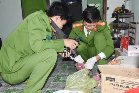 Tạm giữ bà nội của bé gái 20 ngày tuổi bị sát hại ở Thanh Hóa