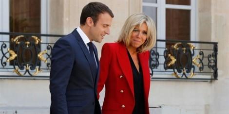 Trải lòng của Đệ nhất phu nhân Pháp về tình yêu với người chồng kém 24 tuổi