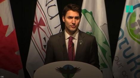 Thủ tướng Trudeau xin lỗi cộng đồng LGBTQ Canada