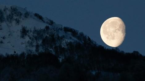 Ngắm siêu trăng cuối cùng trong năm 2017
