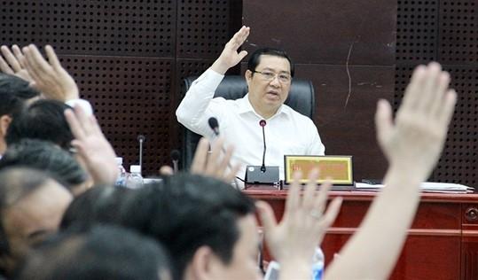 Chu tich Da Nang: Nam 2017 co dau tranh noi bo anh huong den phat trien chung