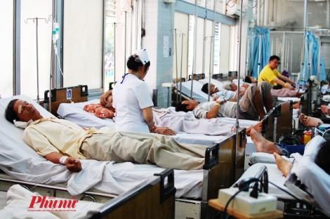 Bệnh viện Chợ Rẫy lập kỷ lục chỉ mất 5 phút để đưa bệnh nhân lên bàn mổ