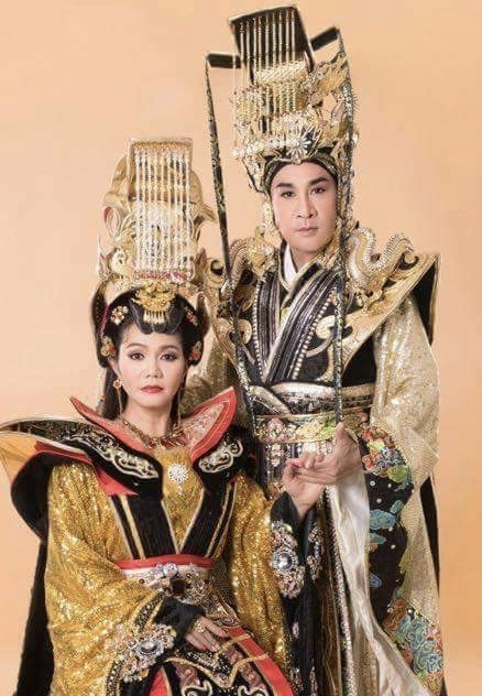 NSUT Kim Tu Long – NS Ngoc Huyen tai hop sau 20 nam