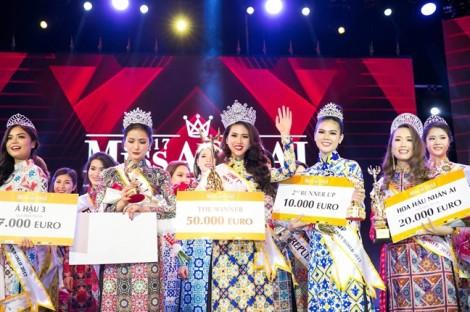 Bí đường trong nước, cuộc thi hoa hậu 'kéo nhau' ra nước ngoài