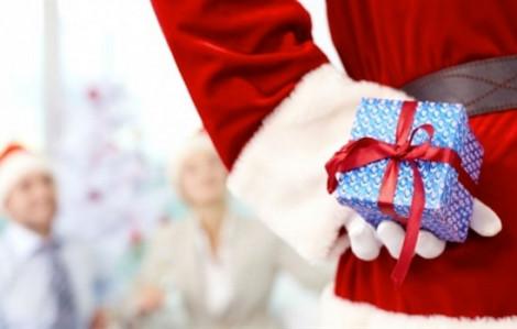 'Ông già Noel' bí mật và khoản tiền tip 2.000 USD