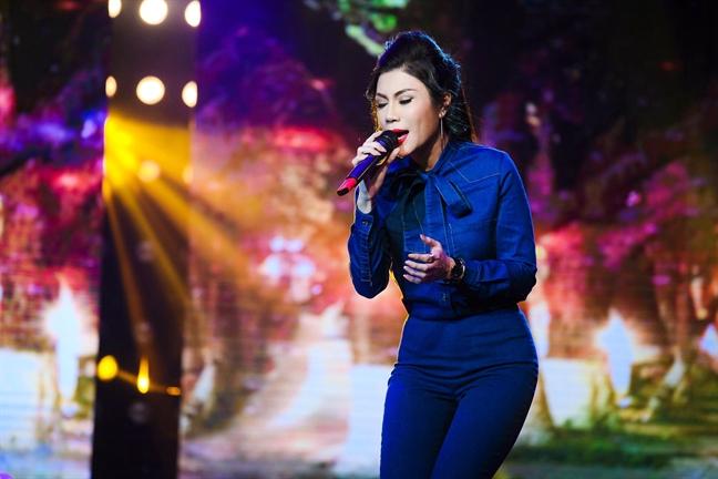 Uyen Trang: 'Anh Ngoc Son hieu lam, gian toi khi cung tham gia mot gameshow'