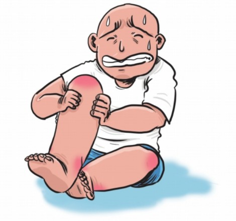Cảnh báo bệnh gút ở người trẻ