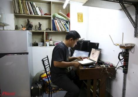 Thế giới siêu nhỏ trong căn nhà ở Sài Gòn