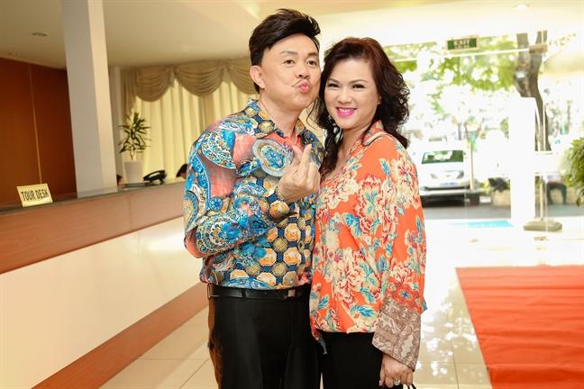 Hoai Linh: 'Toi muon song chet voi san khau chu khong phai gameshow'