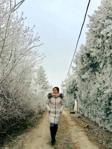 '12 tháng đã qua của tôi': Sống ở một nơi thật khác, tại sao không?