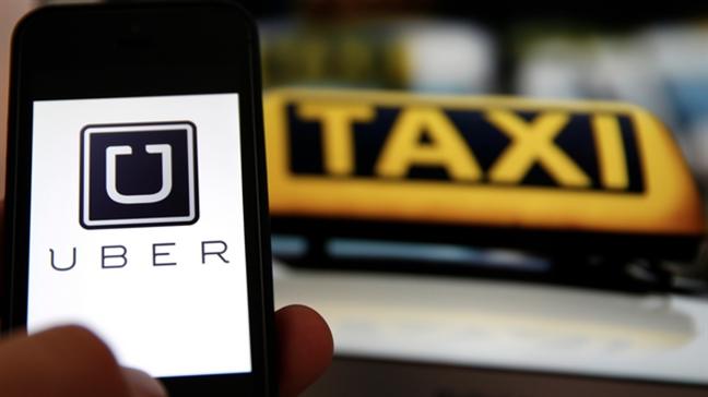 Uber 'bo' thue - Thue noi, bao gio Thue lam?