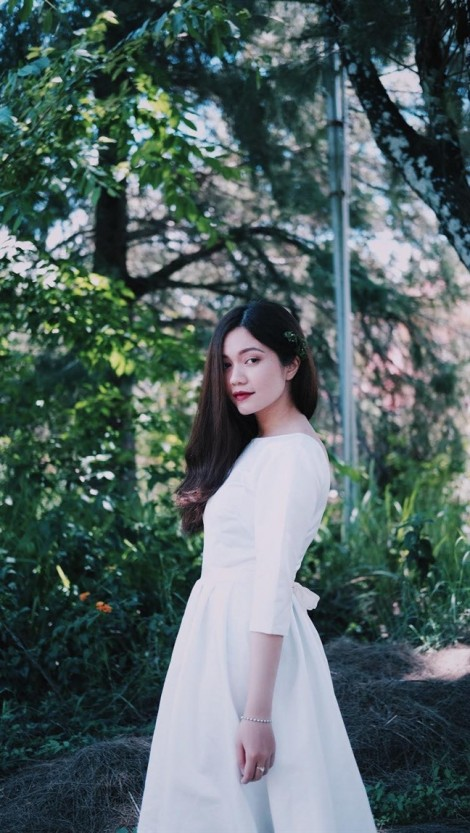 Cô gái Đà Lạt chia sẻ cách phối đồ đông đẹp vẫn lãng mạn