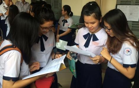 TP.HCM dừng tuyển sinh lớp 10 chuyên tại 3 trường THPT
