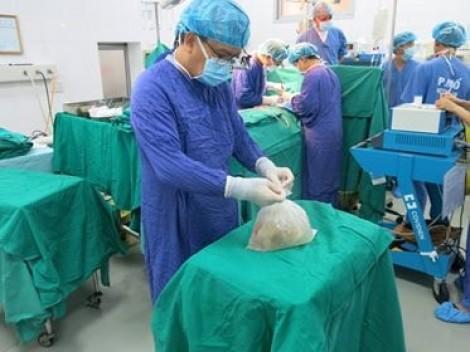 3 bệnh nhân cùng được cứu sống nhờ một người hiến tạng