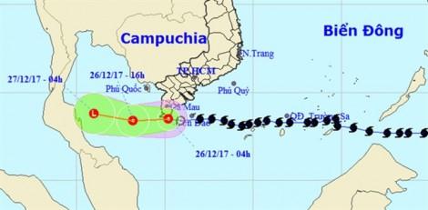 Người dân Cà Mau thở phào nhẹ nhõm vì bão suy yếu, không đổ bộ vào đất liền