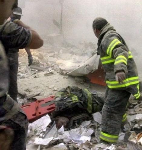 Món quà Giáng sinh quý giá từ người hùng cứu hỏa trong vụ khủng bố 11/9