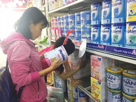 Đón đầu thuế nhập khẩu vào Việt Nam còn 0%, sữa ngoại ồ ạt lấn sân