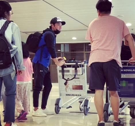Jang Dong Gun đến Việt Nam