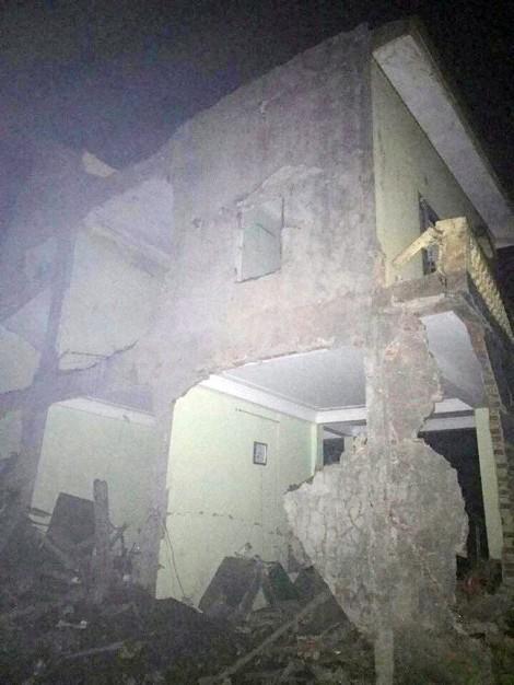 Nổ lớn tại Bắc Ninh: 2 trẻ tử vong đã được xin về nhà mai táng