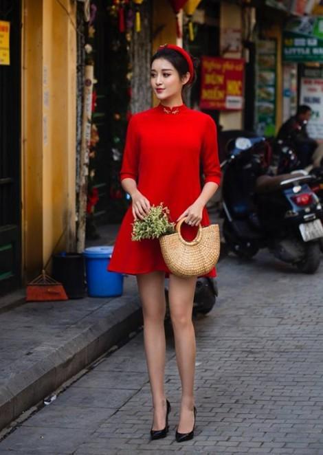 Mỹ nhân Việt xúng xính trong street style tuần đầu năm mới
