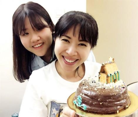 MC Quỳnh Hoa: Tôi không đặt quá nhiều ước vọng vào con