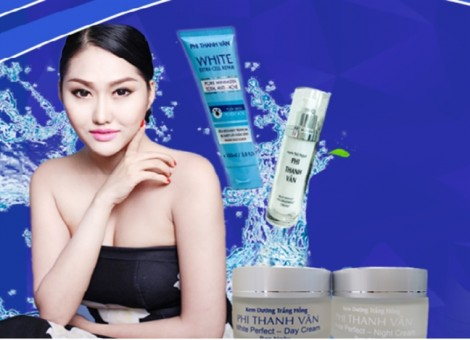 Công ty cổ phần mỹ phẩm Phi Thanh Vân bị xử phạt 155 triệu đồng
