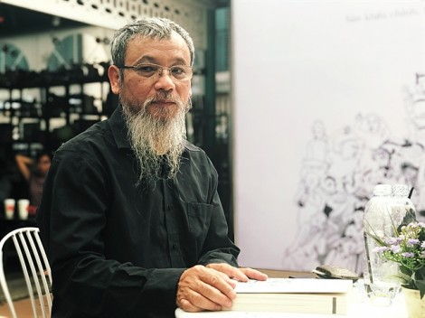 Nhà nghiên cứu Phan Cẩm Thượng: 'Từ tục tôi giữ trong sách là di sản văn hoá'