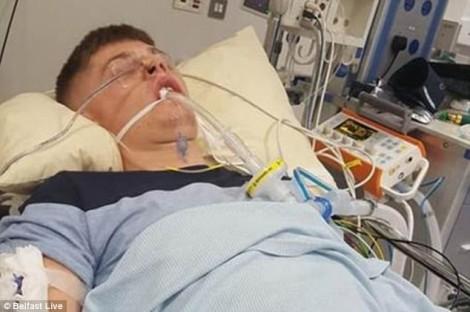 Suýt mất mạng vì uống phải thuốc giả bán trên Facebook