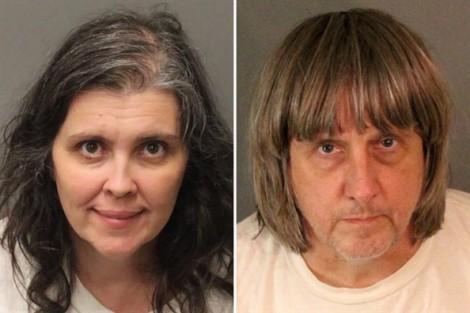 Cặp vợ chồng bị bắt vì tra tấn, 'cầm tù' và bỏ đói 13 người con