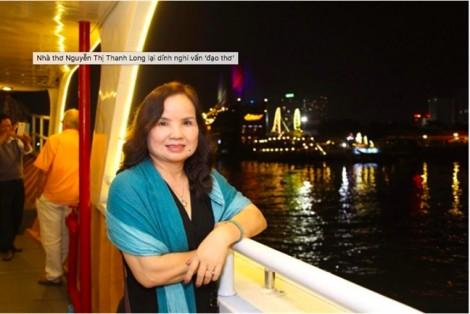 Sau lùm xùm 'đạo thơ', Nguyễn Thị Thanh Long làm đơn không nhận giải thưởng Hội nhà văn TP.HCM
