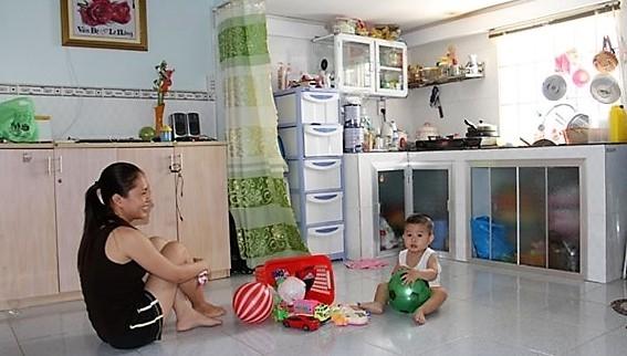Bi UBND TP bac bo, Horea van tiep tuc kien nghi Bo Xay dung cho lam can ho 'mini'