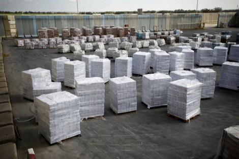 Mỹ cắt một nửa viện trợ của Palestine