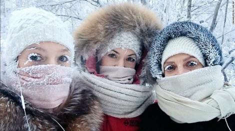 Ở nơi lạnh nhất thế giới, nhiệt kế vỡ, người dân Siberia vẫn 'sống khỏe'