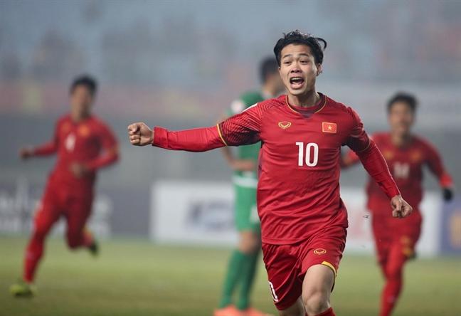 U23 Viet Nam vao ban ket giai U-23 chau A: Lich su la day
