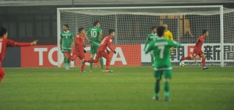 Những chiến binh áo đỏ U23 Việt Nam làm nên lịch sử tại giải U23 châu Á