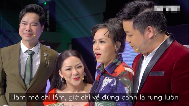 Viet Huong tiet lo Nhu Quynh la nguoi 'song noi loan, khong hien'